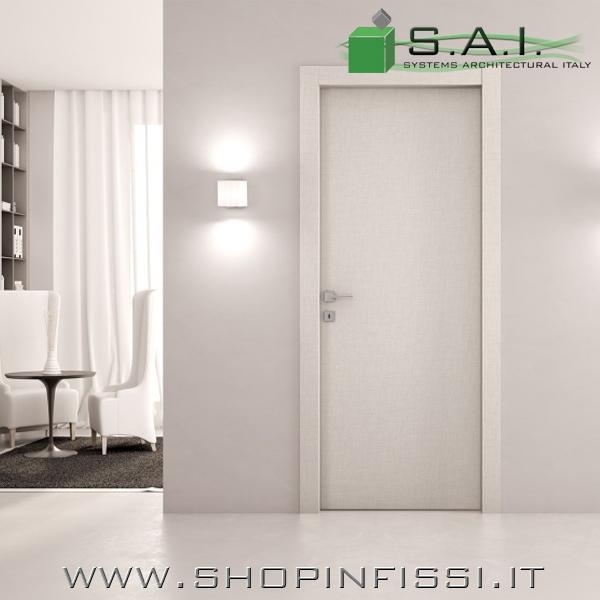 Porte interne impronta sistemi per l 39 architettura su - Contorno porte interne ...